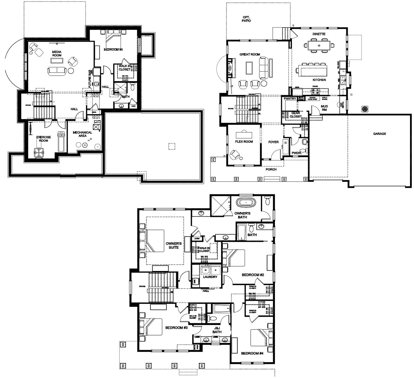 Mn home builders floor plans 28 images mn home for Mn home builders floor plans