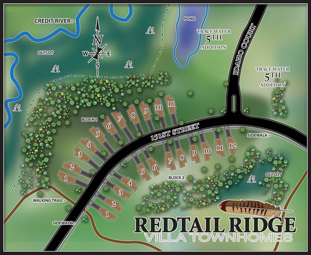 redtail ridge site map 11 24 2015